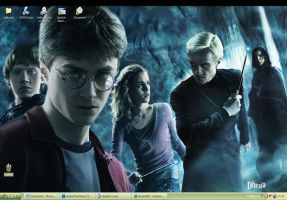 Half Blood Prince Wallpaper 2 by Dhesia