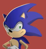 Sonic by RuxStone