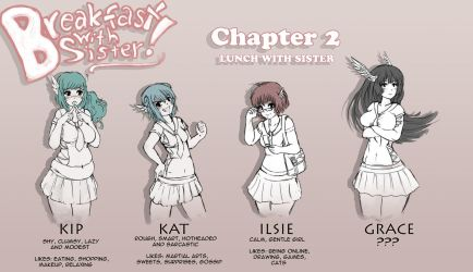Breakfast with Sister Chapter 2 Teaser by KipTeiTei