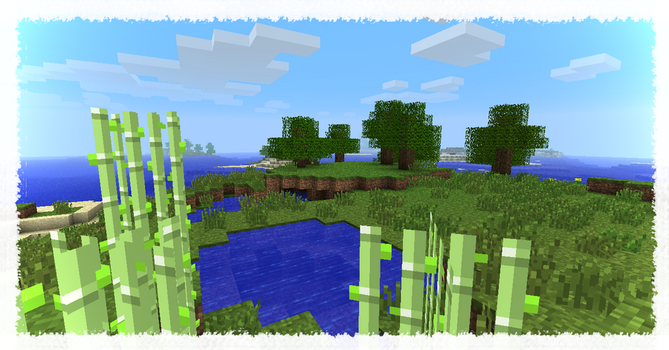The Beauty of Minecraft by RobDog312