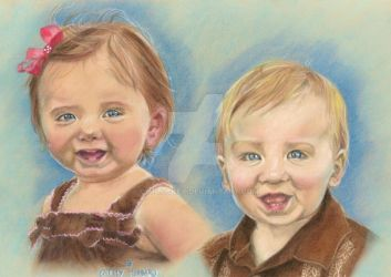 Grandkids by Catluckey