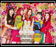 #202 PHOTOPACK-Red Velvet by vul3m3