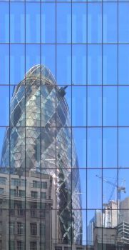 The Gherkin by robinatl