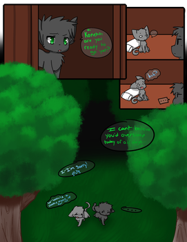 Chasing Ignorance - Page 2 by Yuzuvee