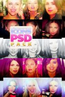 Icons PSD pack 2 by xlicketysplit