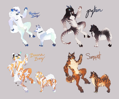 Snow Grem Auction [CLOSED] by Kasmut