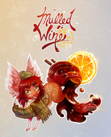 [SD] ADVENT :: Day 28 :: Mulled Wine by Sapphu-Adopts