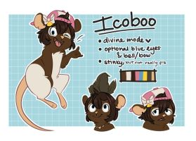 Mouse Reference by Icoboo