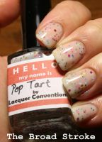Lacquer Convention: Pop Tart by ProlificMuse