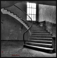 Stairs by Franky-Photography