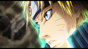 Naruto 692 - I'm going to end it here by DesignerRenan