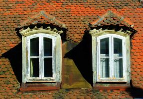 dormer window by Mittelfranke