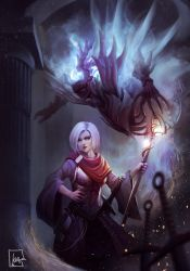 The Summoner (Redone) by KiraLNG
