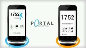 Portal Android Theme by 55runner