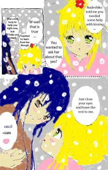 Nagi and Cecil is like love by frihiko