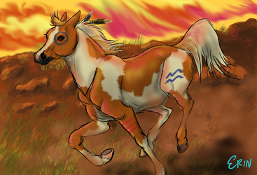 Native Paints by VulpesErin
