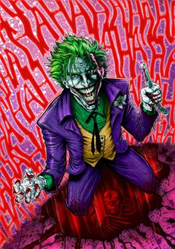 Joker Colors 2017 by barfast