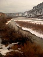 Amtrak 2: Colorado River by numapompilius