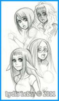 Lilly-Lamb Sketchies 2011 4 by Lilly-Lamb