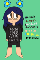 Trin's Reference Sheet by little-trinity-gamin