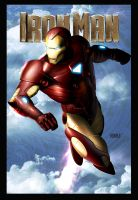 Ironman by Rennee