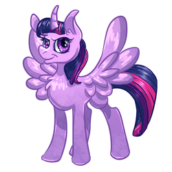 Just a Cute Twilight by Glitchdove