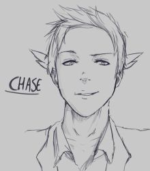 Chase - No Lunch Break by Belt-Buster