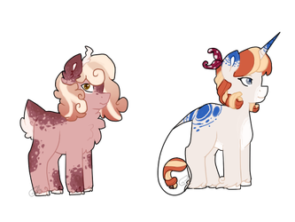 [Auction] Random Adopts   Open  by Emeraldy-Dust