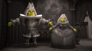 Shrek the Third by SacrificialS