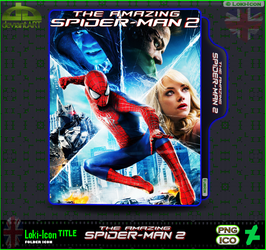 The Amazing Spider Man 2 (2014)3.1 by Loki-Icon