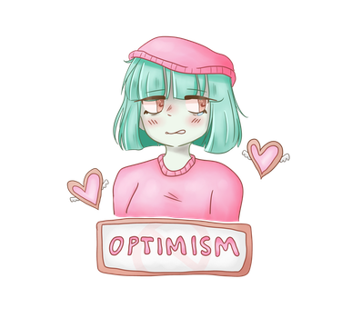 Optimism by memaicchi