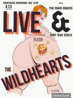The wildhearts by Evlisking