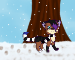 Snow Strut .:AT:. by AceTrainerHope