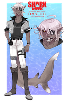 [ Shark Week'18] Gunslinger White Tip | CLOSED by UmbraOwl