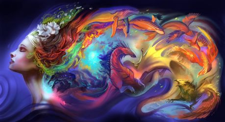 Dreamscapes Autodesk Hero Challenge by AlectorFencer