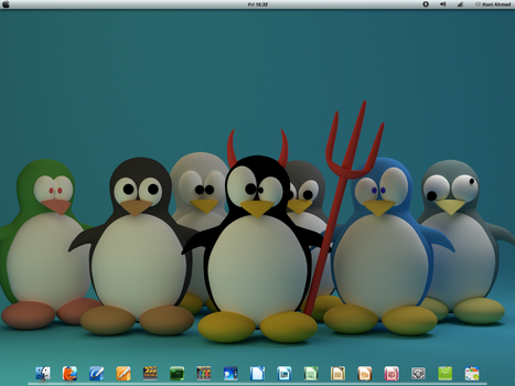 Mac-X-Lion v3 icons for linux by haniahmed