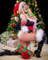 Naughty Nigri: Santa has a Toy of His Own by hypnospects