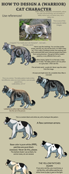 How to design cats by Mossasaurus