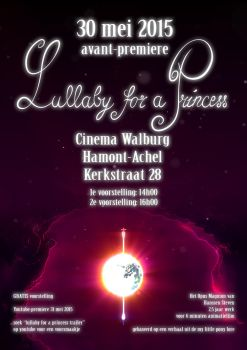 Lullaby for a Princess Poster by WarpOut