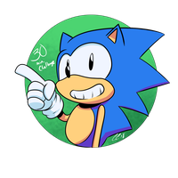 Sonic Sticker 30 Min Challenge!! by CorytheC