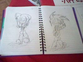 school SKETCH OvO/ by Astrixsonic14