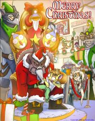 A Grunn Christmas. by Dreamkeepers