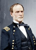 William T. Sherman as General of the Army by Zuzahin