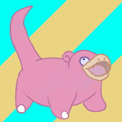 Slowpoke by Legally-Vic