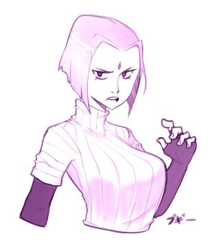 Raven Doodle by Mboogy