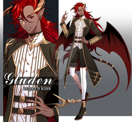 [Close]adoptable - Gluden angel's kiss by hangahan23