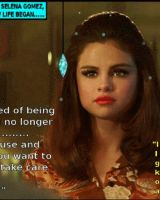Selena Gomez Becomes A Hypnotized Housewife by The-Mind-Controller