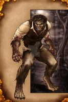 Wolfman Bloodlines by VinRoc