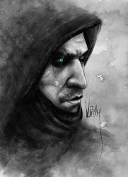 The Master Thief by HorvathKristy