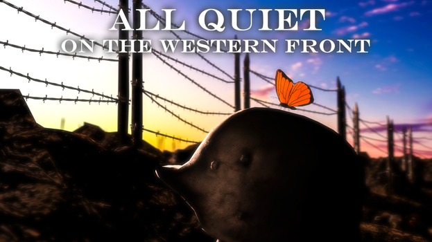 All Quiet On The Western Front by A-Tortenesz